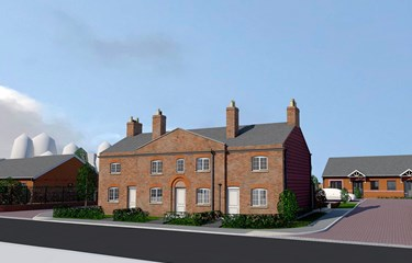 Avela Developments to Regenerate Grade 2 Listed Cottages in Speke